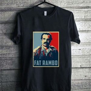 Jim Hopper Fat Rambo Stranger Things 3 Vintage shirt