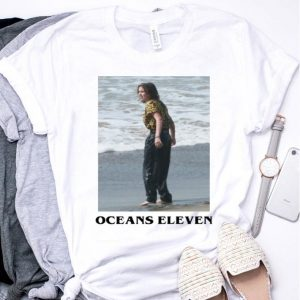 Millie Bobby Brown Oceans Eleven Stranger Things season 3 shirt