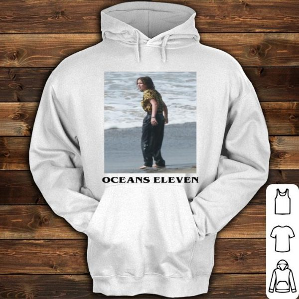 Millie Bobby Brown Oceans Eleven Stranger Things season 3 shirt
