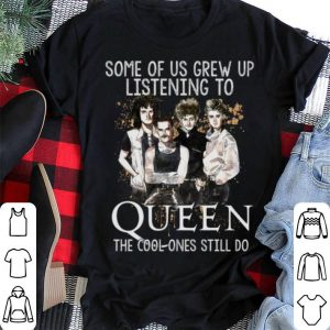 Some of us grew up listening to Queen the cool ones still do shirt sweater