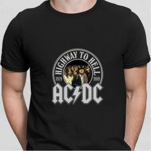 ACDC Highway to hell 1979-2019 shirt sweater