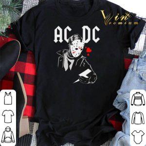 ACDC Jason Voorhees shirt