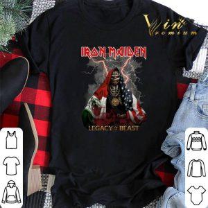 Iron Maiden shirt sweater
