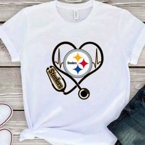 Stethoscope Pittsburgh Steelers shirt