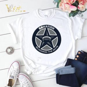 Dallas Cowboys SB Nation Blogging The Boys shirt sweater