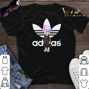 Adidas Trunks Dragon Ball shirt sweater