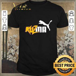 Awesome Kyle Kuzma Puma shirt sweater