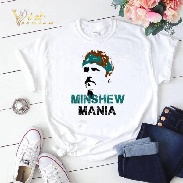 Gardner Minshew Mania shirt sweater