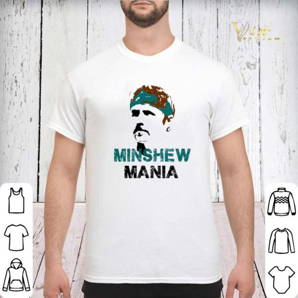 Gardner Minshew Mania shirt sweater