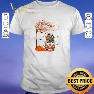 Premium Harry Potter characters hippie car autumn leaf tree shirt sweater