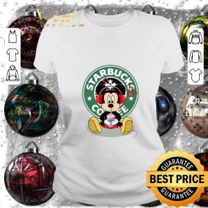 Premium Mickey drink Starbucks coffee shirt 1