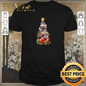 Pretty Christmas tree Bottom Holy shirt