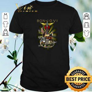 Signatures Bon Jovi Guitar shirt