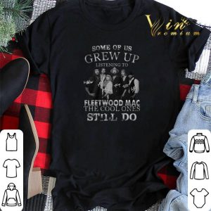 Some of us grew up listening to Fleetwood Mac the cool ones still do shirt sweater