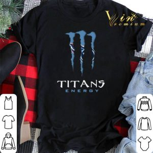 Tennessee Titans Monster Energy shirt sweater