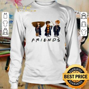 Awesome Friends Harry Potter shirt 2