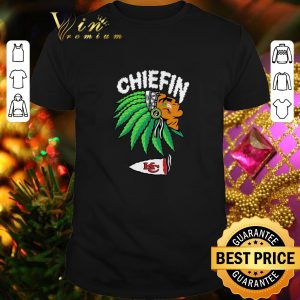 Best Chiefin Kansas City Chiefs Weed shirt