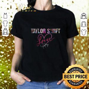 Best Taylor Swift lover signature shirt 1