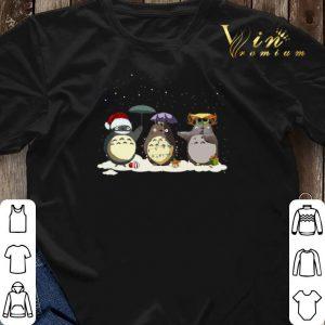 Christmas Tonari no Totoro shirt 2