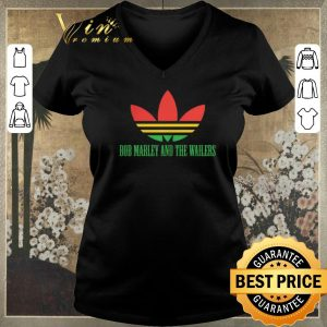 Funny Adidas Bob Marley And The Wailers shirt sweater