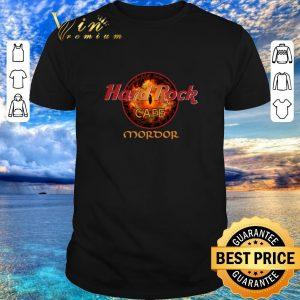 Funny Hard Rock Cafe Mordor shirt 2020