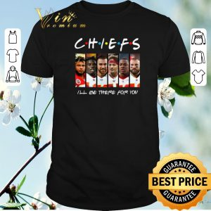 Funny Kansas City Chiefs i'll be there for you Friends shirt sweater