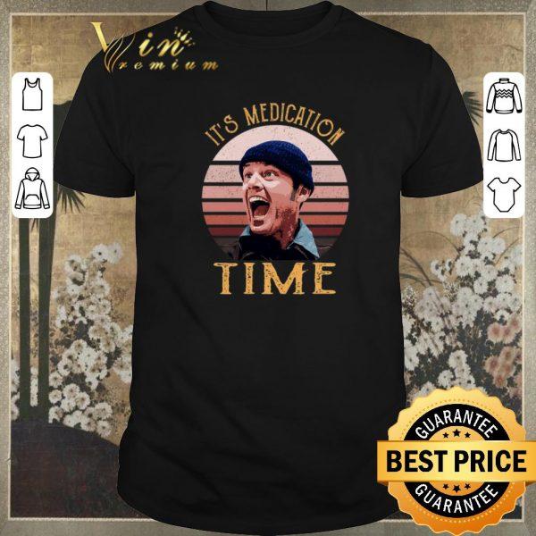 Hot Randle McMurphy It's medication time shirt sweater