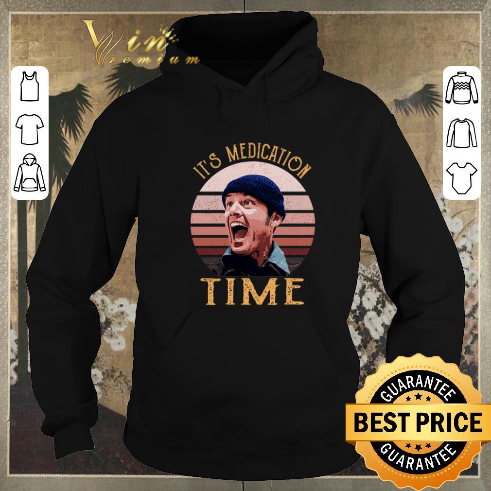 Hot Randle McMurphy It s medication time shirt sweater 4 - Hot Randle McMurphy It's medication time shirt sweater