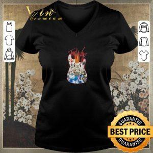 Hot Signature The Wall guitarist shirt 1