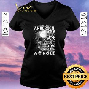 Hot Skull As an Anderson i've only met about 3 or 4 people that understand shirt sweater