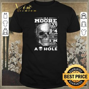 Hot Skull As an Moore i've only met about 3 or 4 people that understand shirt sweater