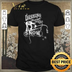Hot Star Wars Dashing Through The Snow Christmas shirt sweater