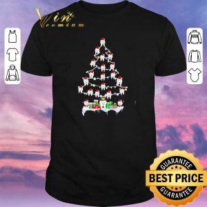 Nice Christmas tree Teeth Santa shirt