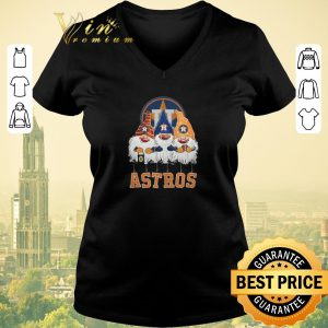 Nice Houston Astros Just Hangin with My Gnomies shirt sweater