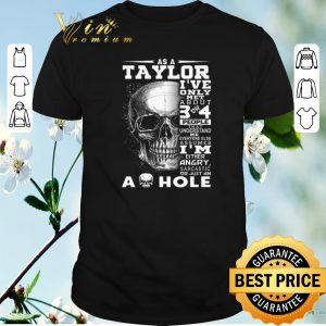Nice Skull As an Taylor i've only met about 3 or 4 people that understand shirt sweater
