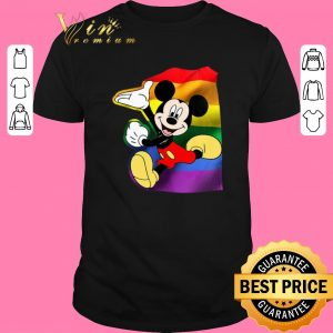Official LGBT Mickey Mouse shirt sweater 2019
