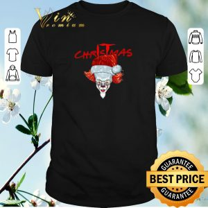 Official Santa Pennywise ChrIsTmas It shirt sweater
