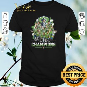 Official Seattle Sounders FC 2019 MLS Cup Champions shirt sweater