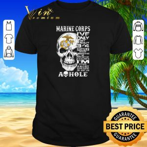 Official Skull Marine Corps i've only met about 3 or 4 people that understand shirt sweater 2019