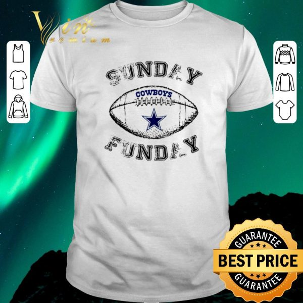 Official Sunday Dallas Cowboys Funday shirt sweater