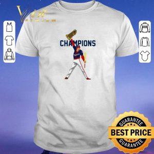 Original We are the champion Washington Nationals Freddie Mercury shirt