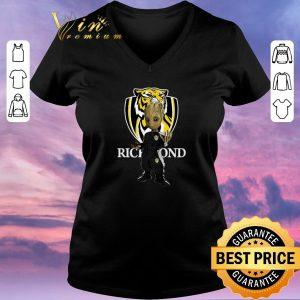 Premium Baby Groot Richmond Football shirt sweater