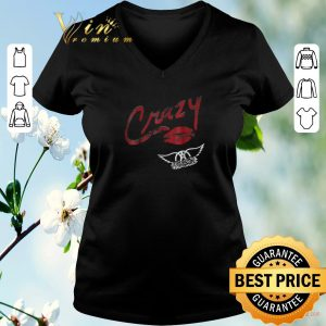 Premium Crazy Lip Aerosmith shirt sweater