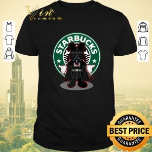Premium Darth vader Mickey Starbucks shirt sweater