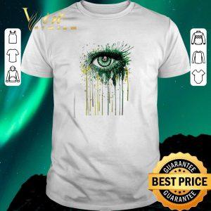 Premium Green Bay Packers eyes art shirt sweater