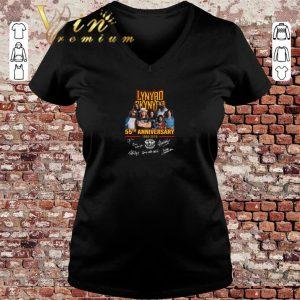 Premium Lynyrd Skynyrd 55th anniversary 1964-2019 signatures shirt sweater 2019 2