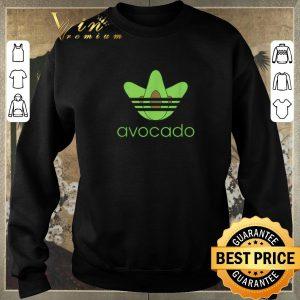 Premium avocado adidas shirt 2