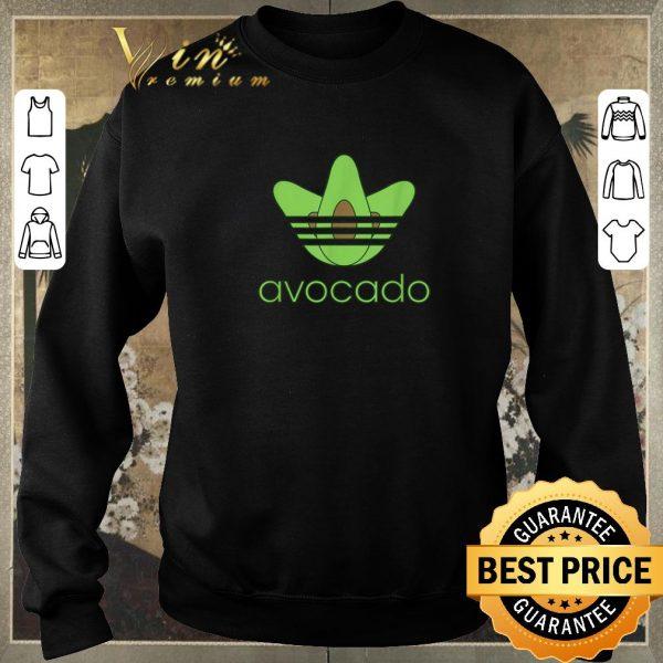 Premium avocado adidas shirt