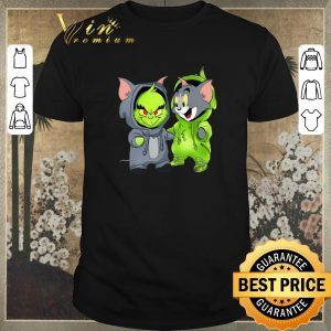 Pretty Baby Grinch and Tom shirt sweater