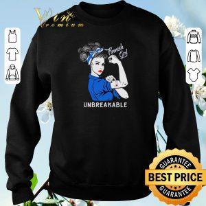 Pretty Finnish Girl Unbreakable Finland Flag shirt sweater 2